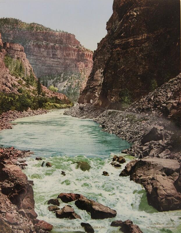 Shoshone Falls, Grand River